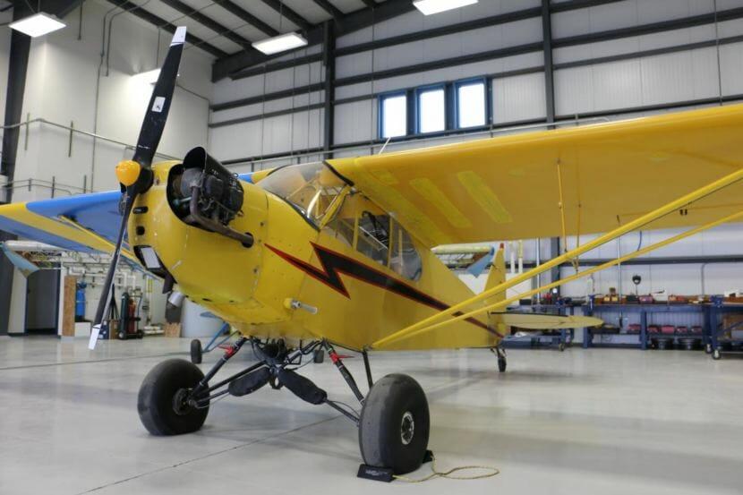 Audio: Aircraft mechanics program in Y-K Delta ~ Alaska @ Work