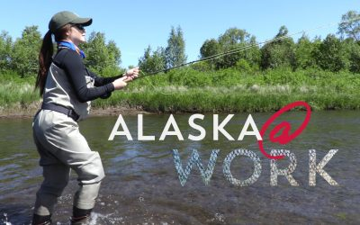 Video: Become a Fly Fishing Guide in Bristol Bay ~ Alaska @ Work