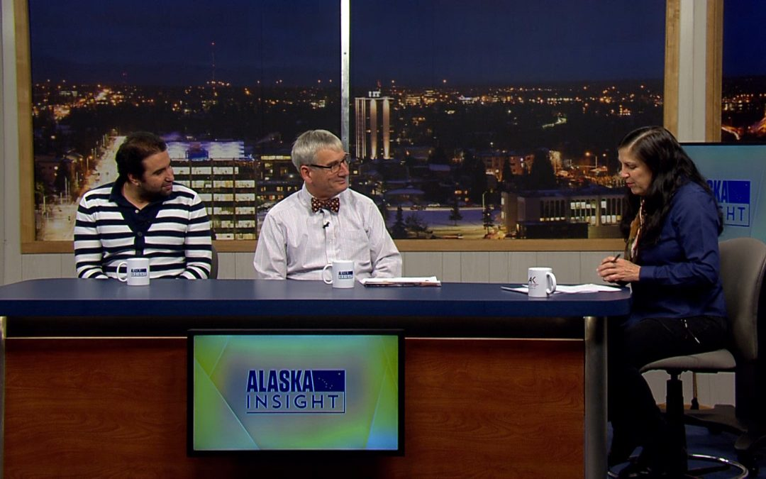 Video: The Economic Forecast for Recession Relief | Alaska Insight ~ Alaska @ Work