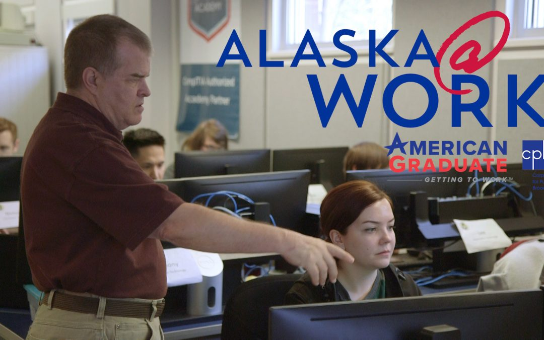 Video: Information Technology at AVTEC ~ Alaska @ Work