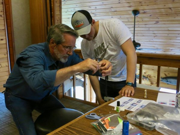 Audio: Fly fishing and guide academy brings local touch to sport fishing industry ~ Alaska @ Work