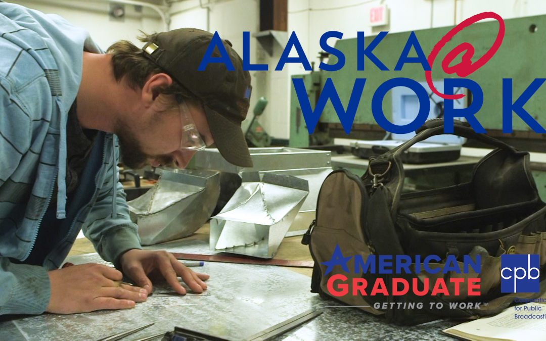 Video: Build a new career as a Sheet Metal worker | Alaska @ Work